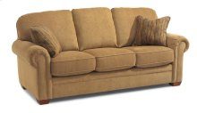 Harrison Fabric Sofa without Nailhead Trim
