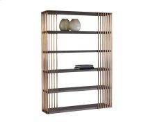 Daphane Bookcase - Brown