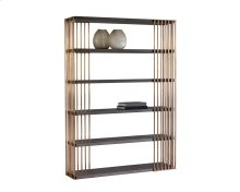 Daphane Bookcase - Brown