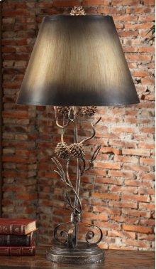 Iron Twig Table Lamp
