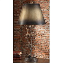 Iron Twig Table Lamp