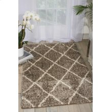 Brisbane Bri03 Stone Rectangle Rug 3'2'' X 5'