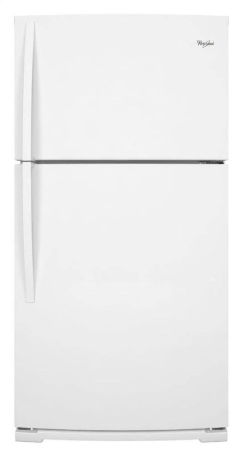21 cu. ft. Top-Freezer Refrigerator With CEE Tier 3 Rating