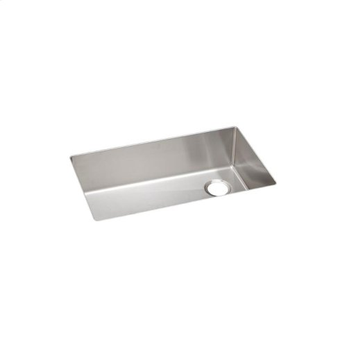 "Elkay Crosstown Stainless Steel 31-1/2"" x 18-1/2"" x 9"", Single Bowl Undermount Sink"