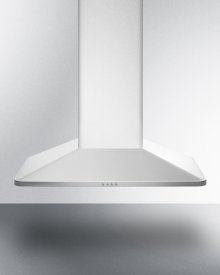 "BRAND NEW - FLOOR MODEL - FULL WARRANTY - Wall Mount 30"" European 650 Cfm Range Hood In Stainless Steel"