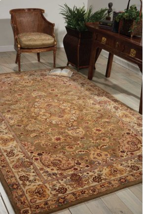 Nourison 2000 2028 Oli Rectangle Rug 8'6'' X 11'6''