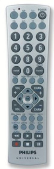 Universal Remote Product Image