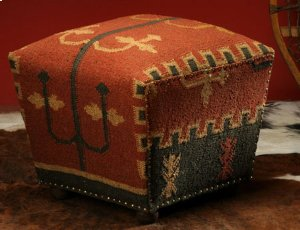 Mtn. Ray Cube Ottoman