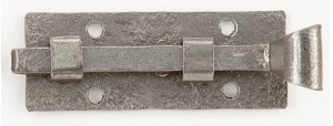 Wrougth Iron Surface Bolt Only Product Image