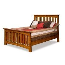 Castlebrook Slat Bed
