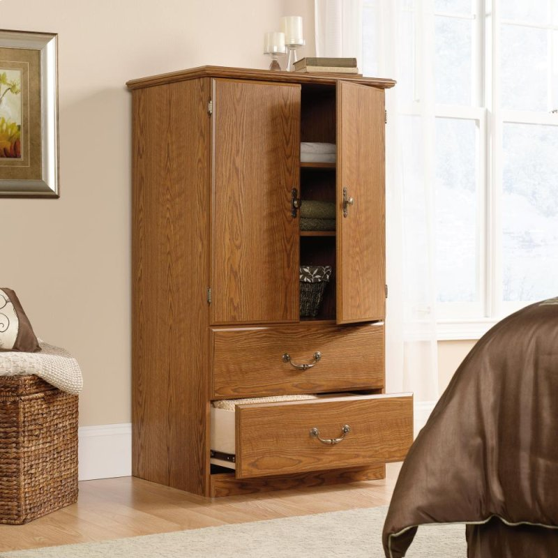 in by Sauder in Albany NY Armoire
