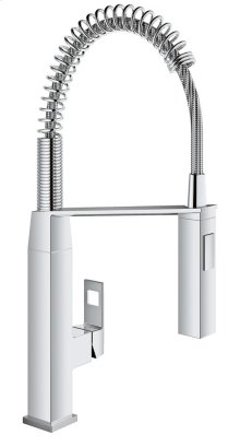 Eurocube Single-Handle Kitchen Faucet