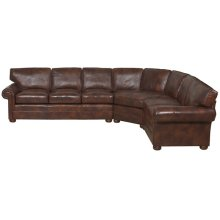Main Street Left Arm Sofa 601-LAS