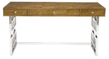 Soho Luxe Desk in Soho Luxe Dark Caramel (368) Product Image