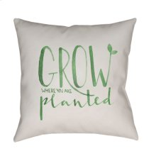"Grow QTE-010 18"" x 18"""