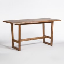 "Aspen 72"" Live Edge Gathering Table"