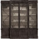 Artisan 4-Dr Ash Grand Cabinet w/Glass Doors Product Image
