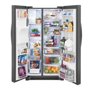 Frigidaire Gallery 25.5 Cu. Ft. Side-by-Side Refrigerator