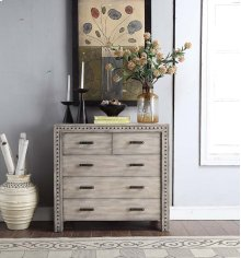 Anthology Aztec Grey Studded Chest