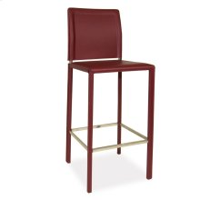 Stallo Barstool Red