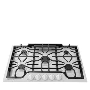 Gallery 30'' Gas Cooktop - WHITE