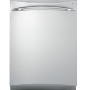 GE Profile Series Dishwasher with SmartDispense Technology