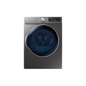 Samsung4.0 cu. ft. Electric Dryer with Smart Care in Inox Grey