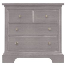 Transitional Bachelor's Chest - Estonian Grey