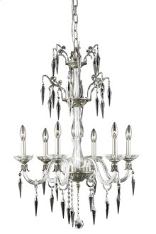 5806 Grande Collection Hanging Fixture Pewter