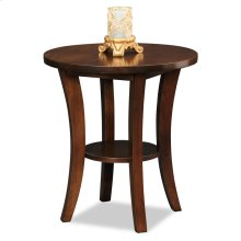 Round Side Table - Boa Collection #10302