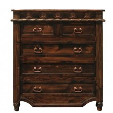 Medio Laquer Grande Chest