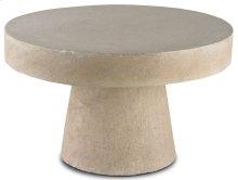 Higham Coffee Table - 18h x 30dia.