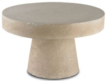 Higham Coffee Table - 18h x 30dia.