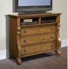 Georgetown Oak Media Chest Product Image