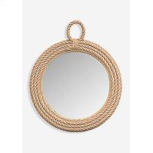 Aspen Oval Mirror-Small (24x1x24)
