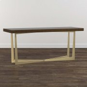 BM Lyon Brown B MODERN Axel Console Table Product Image