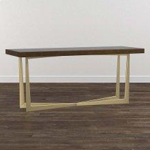 BM Lyon Brown B MODERN Axel Console Table