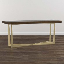BM Lyon Brown B MODERN Axel Console Table