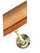 Handrail Bracket w/Small Colonial Rose Product Image