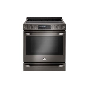 LG AppliancesLG STUDIO 6.3 cu. ft. Smart wi-fi Enabled Electric Slide-in Range with ProBake Convection®
