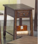 Rectangular End Table w/Drawer Product Image
