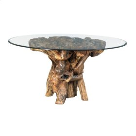 ROOT BALL DINING TABLE