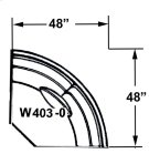 ARMLESS WEDGE Product Image