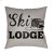 "Additional Lodge Cabin LGCB-2039 18"" x 18"""
