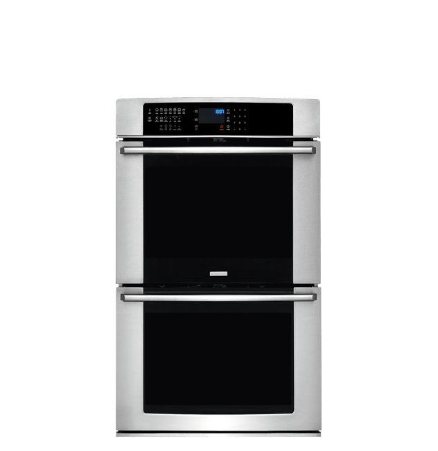 electrolux 30'' electric double wall oven with iq-touch controls