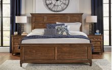 CAL KING PANEL BED