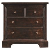 Transitional-Bachelor's Chest in Polished Sable