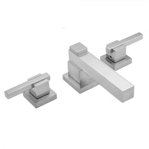Antique Brass - CUBIX® Faucet with CUBIX® Lever Handles - 0.5 GPM