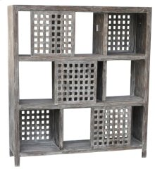 Rustic Wall Unit