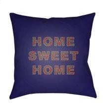 "HOME SWEET HOME PLAID-017 18"" x 18"""